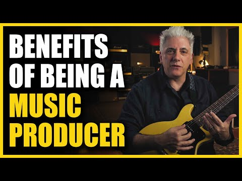 Rick Beato talks benefits of being a musician producer - Warren Huart: Produce Like a Pro