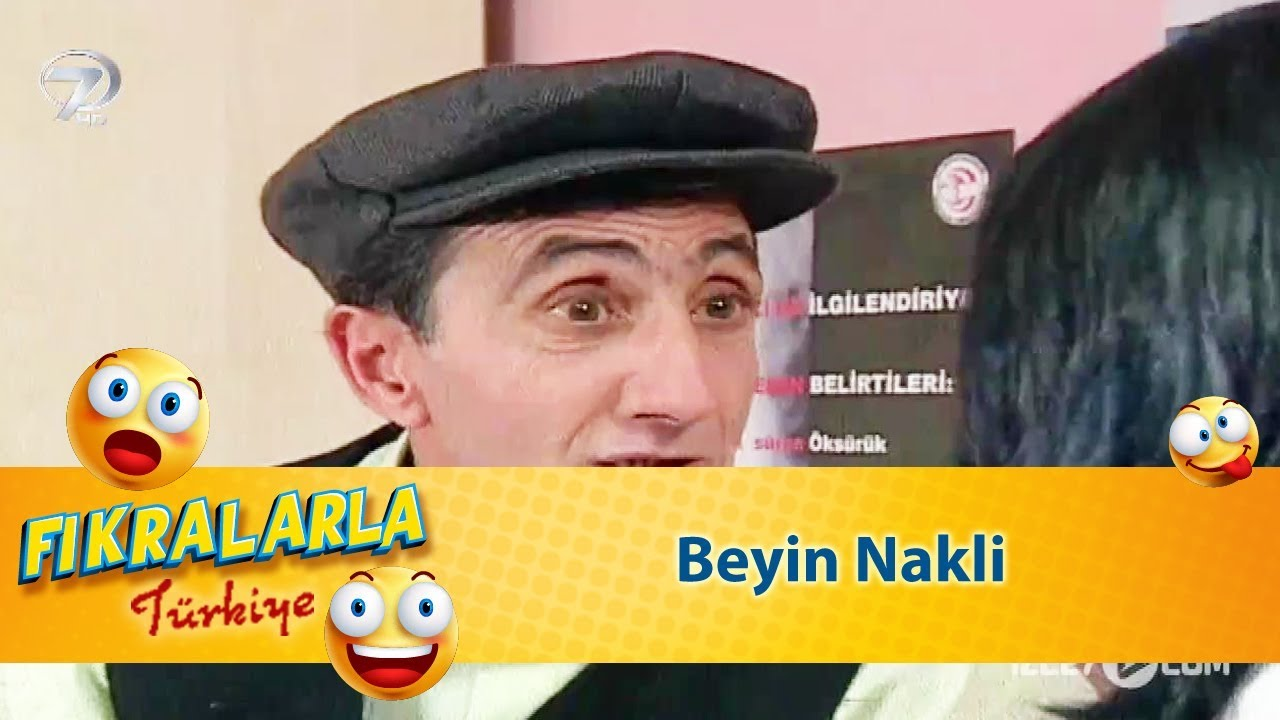Beyin Nakli - Türk Fıkraları 273