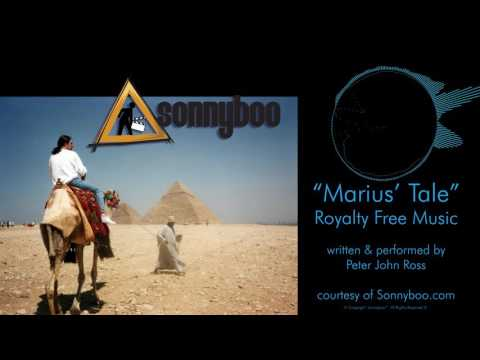 SONNYBOO's Royalty Free Music - Marius' Tale (Middle Eastern style) by Peter John Ross