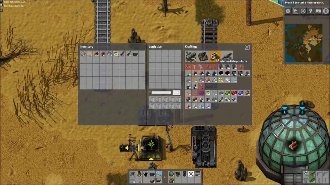 Factorio mod Bio Industries