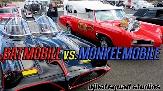 BATMOBILE vs. MONKEEMOBILE Drag Race: The Movie (2014)