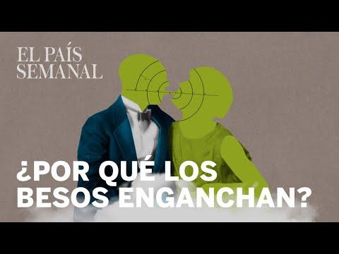 ¿Por qué nos enganchan los besos?  Psicología  El País Semanal