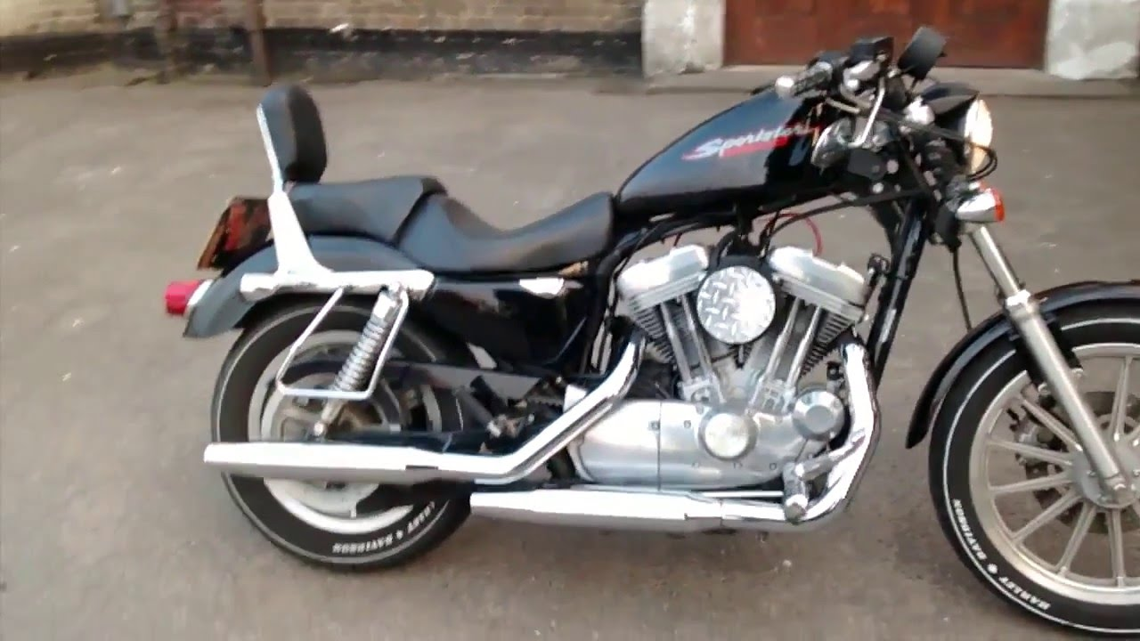 2004 harley davidson sportster 883 youtube. Black Bedroom Furniture Sets. Home Design Ideas