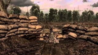 видео Тормозит Глючит Зависает игра Darkest of Days (Самый чёрный день)