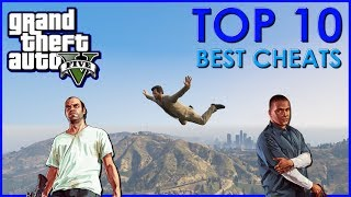 GTA 5 - Top 10 Cheats