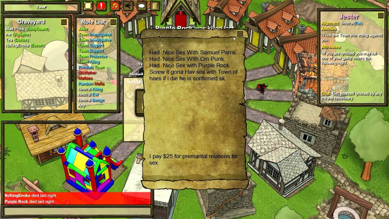 Town Of Salem Ranked Double Fake Wills Youtube