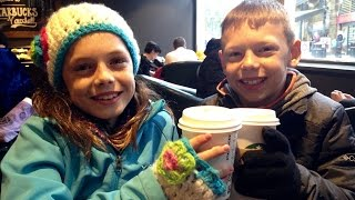 London and Great Britain Vacation Travel Guide with Kids. The Sparks Family.