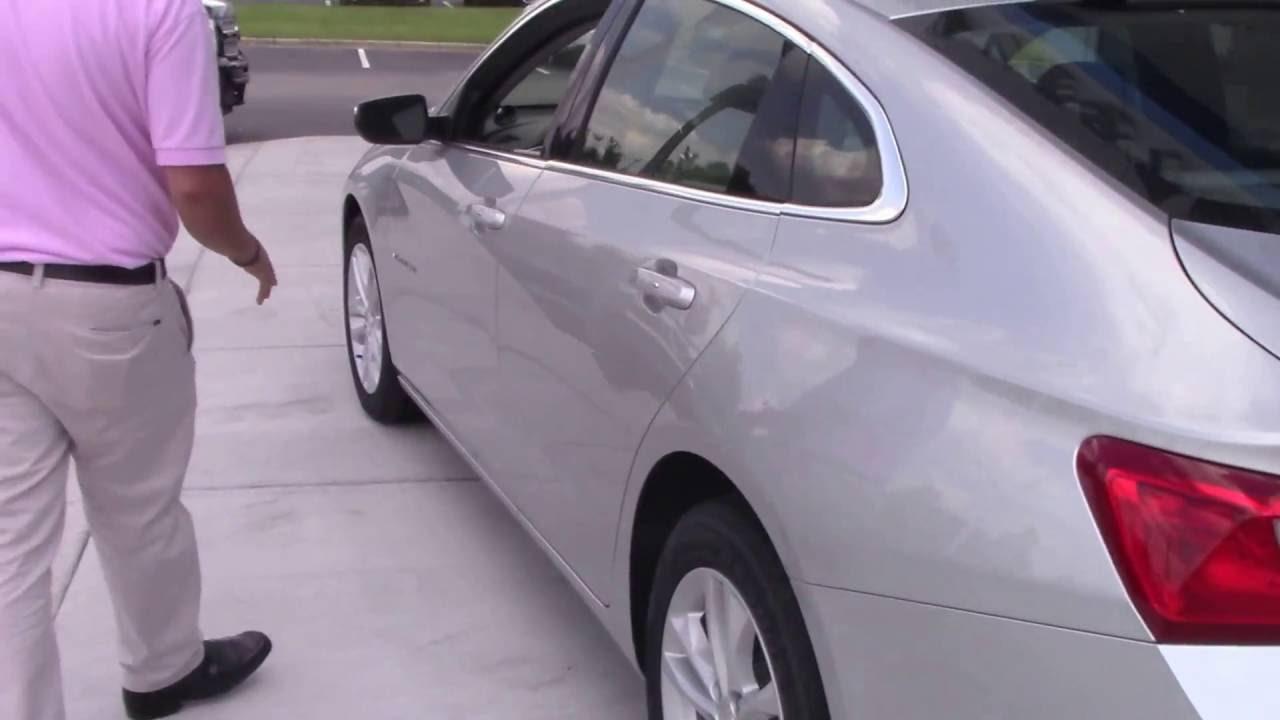 New 2016 Chevrolet Malibu LT, Hubert Vester Chevrolet, Wilson, NC,  Walkaround