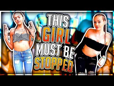 Thumbnail: THIS GIRL MUST BE STOPPED!! (She ROASTED Me)