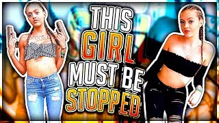 THIS GIRL MUST BE STOPPED!! (She ROASTED Me) thumbnail