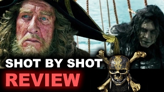 pirates of the caribbean 5 super bowl trailer review breakdown
