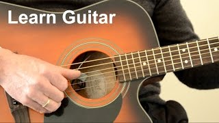 Galway Girl and more - How to play Guitar