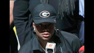 Video: A look at the top players in UGA's 2018 recruiting class