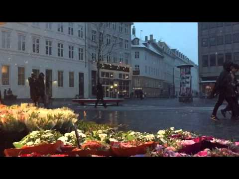 Copenhagen lovely snow