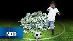 Die Sportclub Story – Football Leaks – Das Geschäft mit den Kindern