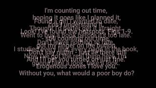 GENESIS  Counting Out Time (+lyrics)