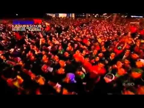 Pemilik  Hati  -  Armada Band   at Konser Gema Muharam Live Surabaya