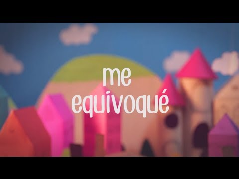 CD9 - #MeEquivoqué (Lyric Video)