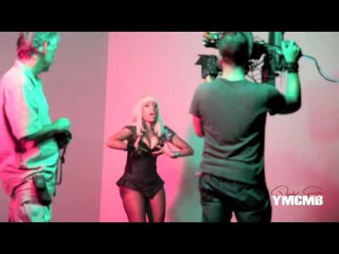 Trey Songz & Roman Zolanski- Behind The Scenes Of Bottoms Up Music Video In HD.mp4