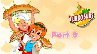Turbo Subs - Gameplay Part 8 (Level 21 to 22)