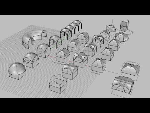 Architectural Vaults, Le Volte Architettoniche