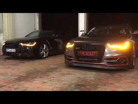 Audi A6 4G C7 Dynamisches Blinken...