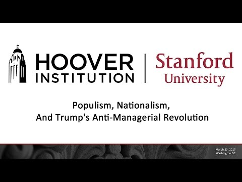 Populism, Nationalism, And Trump's Anti-Managerial Revolutio
