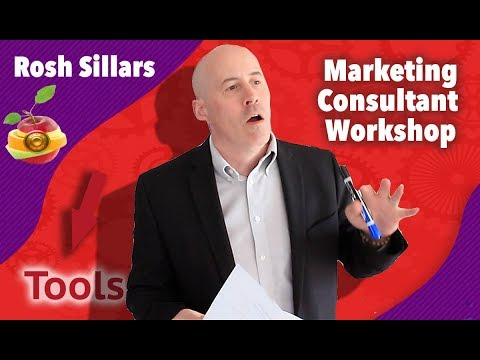 Marketing Consultant Tools and Techniques - Informative Workshop