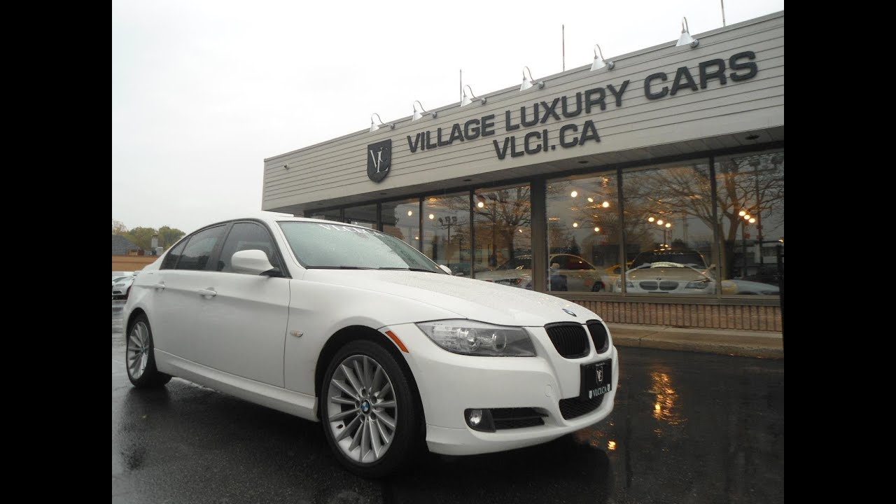 2010 BMW 328i in review - Village Luxury Cars Toronto