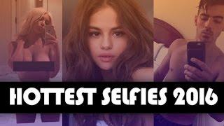 16 HOTTEST Celeb Selfies & Instagrams Of 2016