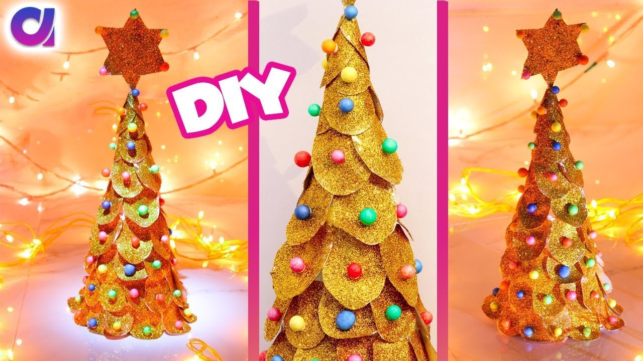Paper Christmas Tree Ornaments 3d Paper Christmas Tree How To Make A Diy Paper Christmas Tree