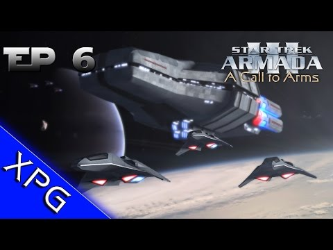 Lets Play...Star Trek Armada 3: A Call to Arms - Romulan Front Ep.6