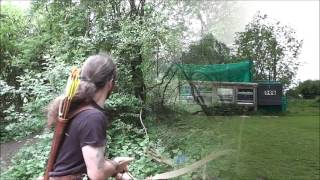 INSTINCTIVE ARCHERY at Wye Valley Archery
