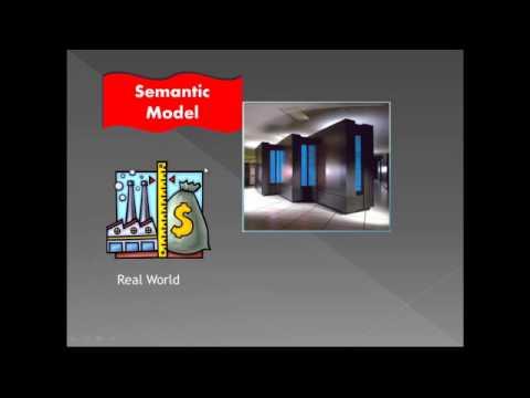 Semantic Data Modeling