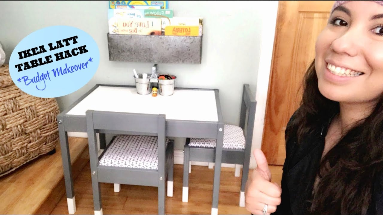 Ikea Latt Table Hack You