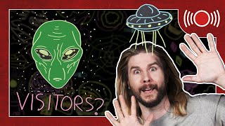 That British Astronaut is Wrong About Aliens on Earth   Because Science Live!
