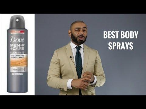 Top 10 Best Men's Body Sprays/Most Complimented Men's Body Sprays