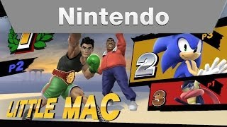 Repeat youtube video Nintendo Treehouse: Live @ E3 2014 -- Day 2: Super Smash Bros. for Wii U