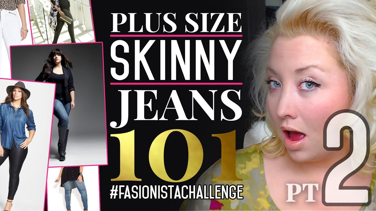 Where To Buy Plus Size Skinny Jeans - Jeans Am