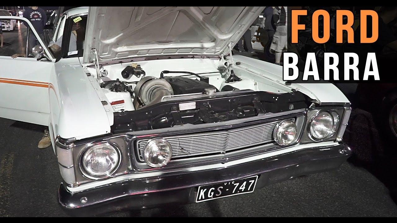 Ford Barra XW Falcon