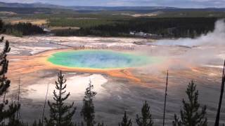 Yellowstone National Park Idaho Travel Tour | Idaho Yellowstone National Park Destination Video
