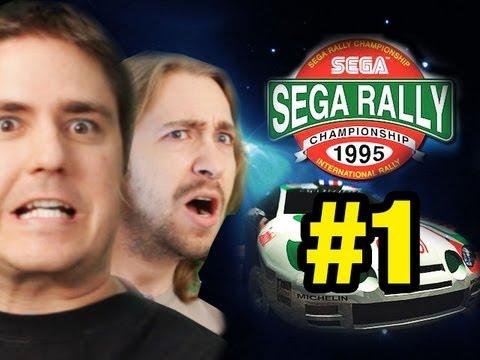 Sega Rally Part 1: Saturn Saturdays
