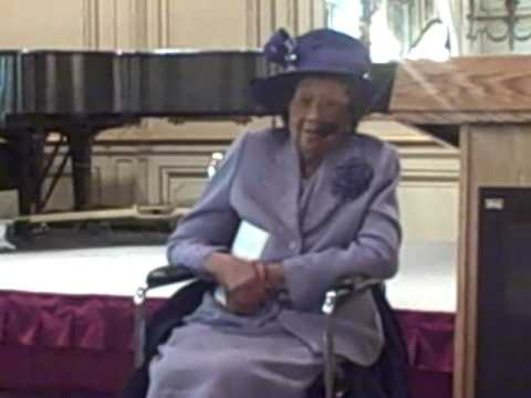2009 Foremother Awards: Dorothy Height