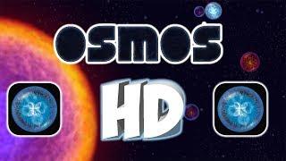 OSMOS HD GAMEPLAY WALKTHROUGH (iOS | ANDROID)