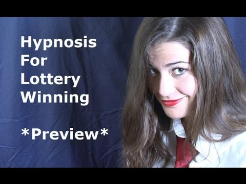 Hypnosis for lottery winning with Melanie Bordeaux- Coming soon ASMR