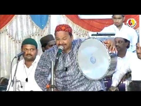 "AZIM NAZA Qawwali ""Hazrat Nadir Shah Baba MANKABAT""   Wadawli 10th Dec 2017   Kokan Qawwali"