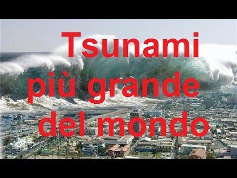 Quote snai tsunami pi grande del mondo youtube for I piu fighi del mondo