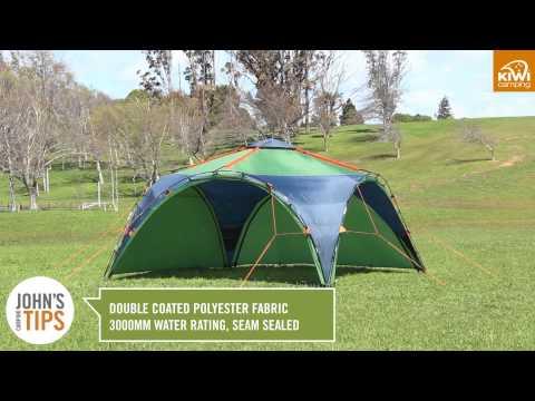 Savanna Shelters - Key Features