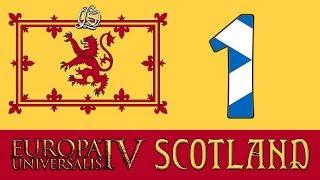 Europa Universalis 4: Rule Britannia - Scotland Rules the Waves - 1