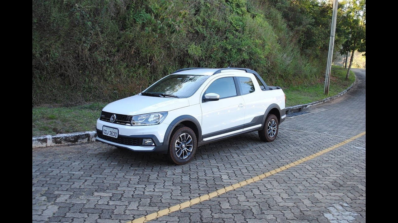 Saveiro cross search pictures photos - Teste Volkswagen Saveiro Cross Cd 1 6 2017 Com Emilio Camanzi